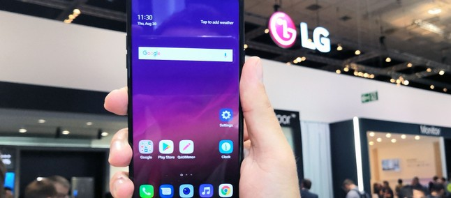 Nothing changed: LG Q9 should be released as a renamed Fit G7