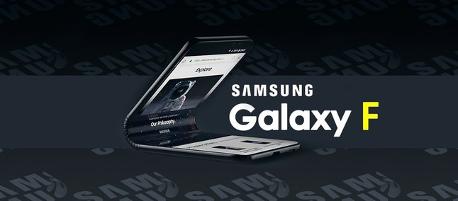 Galaxy F: Samsung registers possible business name for foldable handset
