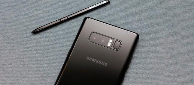Samsung Galaxy Note 8 recebe nova beta do Android Pie com