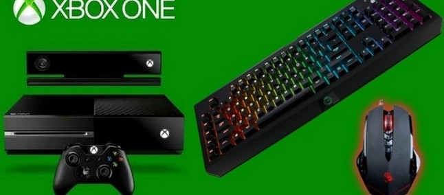 microsoft confirms the date of mouse and keyboard publishing on xbox one with fortnite - fortnite xbox keyboard
