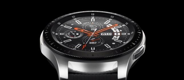 784b4745566 Imagens mostram relógio Galaxy Watch Active com a nova interface da Samsung