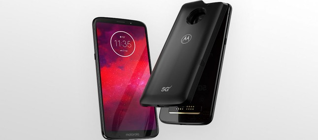 Motorola Moto Z3 with 5G Network Snap has been tested successfully, warrants carrier