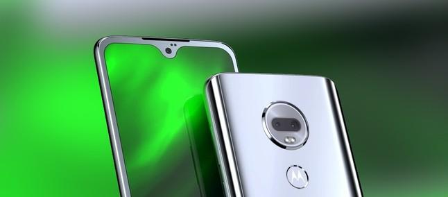 Motorola Moto G7: Vazamento Revela Tela Com Entalhe De