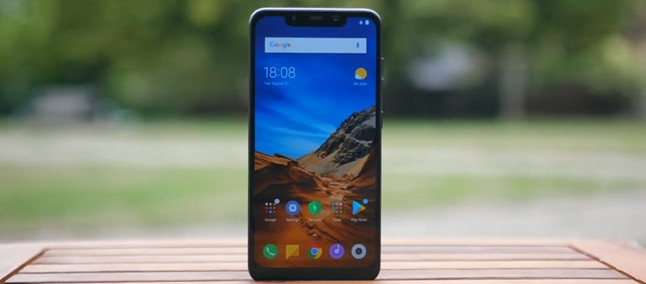 Look at the pie! Pocophone F1 starts getting Android beta beta