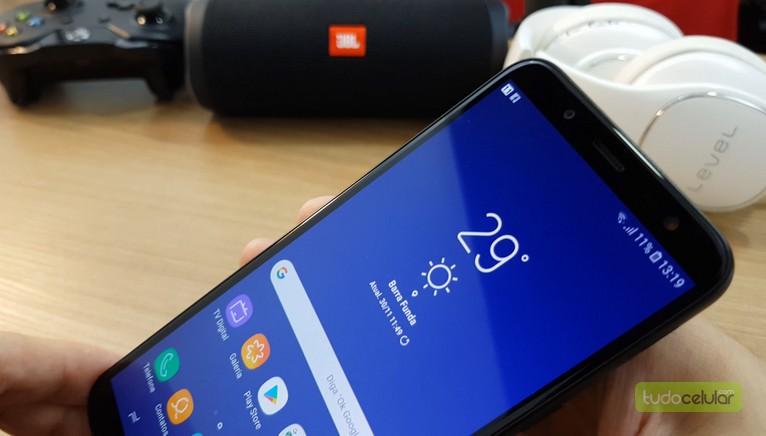 Samsung Galaxy J6 - Tudocelular com Review - Tudocelular com
