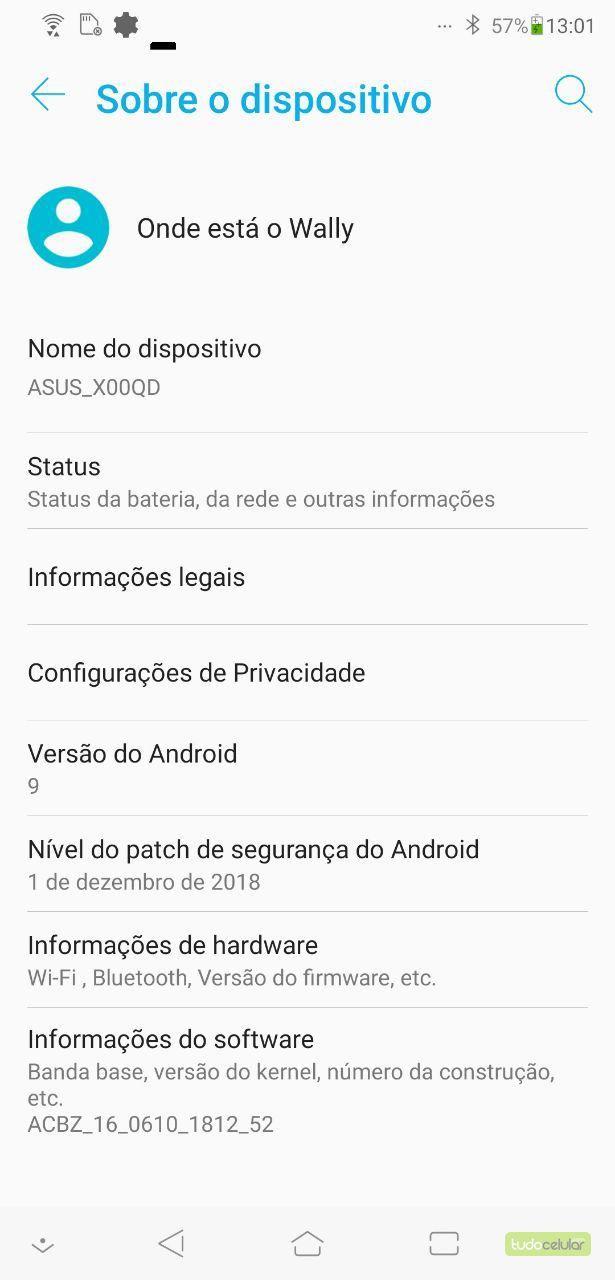 Chegou?! Android 9 0 Pie já pode ser instalado no Zenfone 5