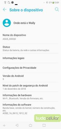 Chegou?! Android 9 0 Pie já pode ser instalado no Zenfone 5 de forma