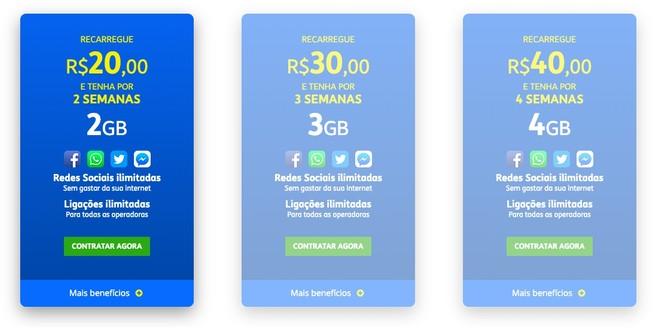 TIM Pré TOP: novo plano oferece uso ilimitado de redes