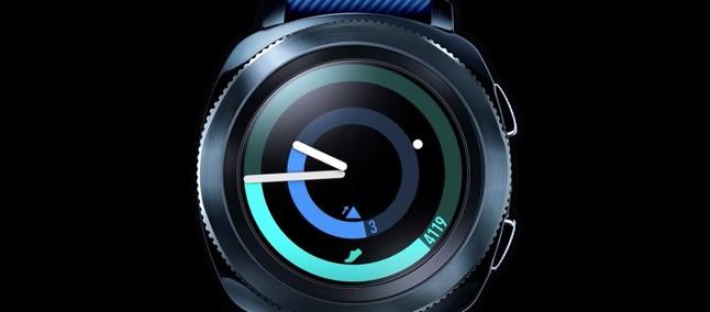 ed90aabdf14 Sucessor do Gear Sport  Samsung trabalha em novo relógio inteligente Pulse