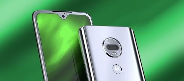 bdcdaf146 Motorola Moto G7 surge em imagens reais confirmando design e duas opções de  cor