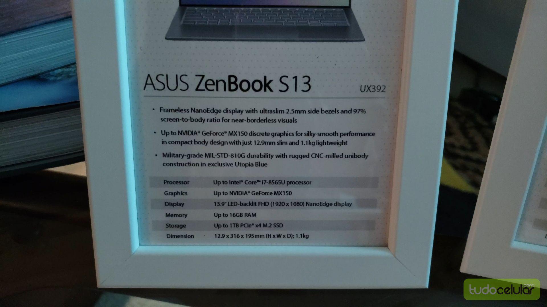 CES 2019: ASUS renova linha de notebooks com poderoso StudioBook S e