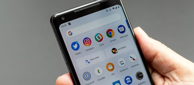 Very clear? Android 10 Q can finally enter dark mode