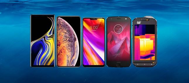 3c47b02235a Melhores smartphones à prova d água