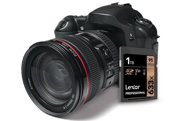 Resultado de imagem para Lexar lança o primeiro cartão de memória SD de 1TB do mundo