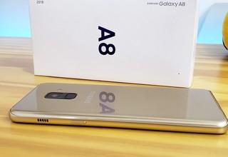 552f6833e5 Samsung Galaxy A8 2018 - Ficha Técnica - tudocelular.com
