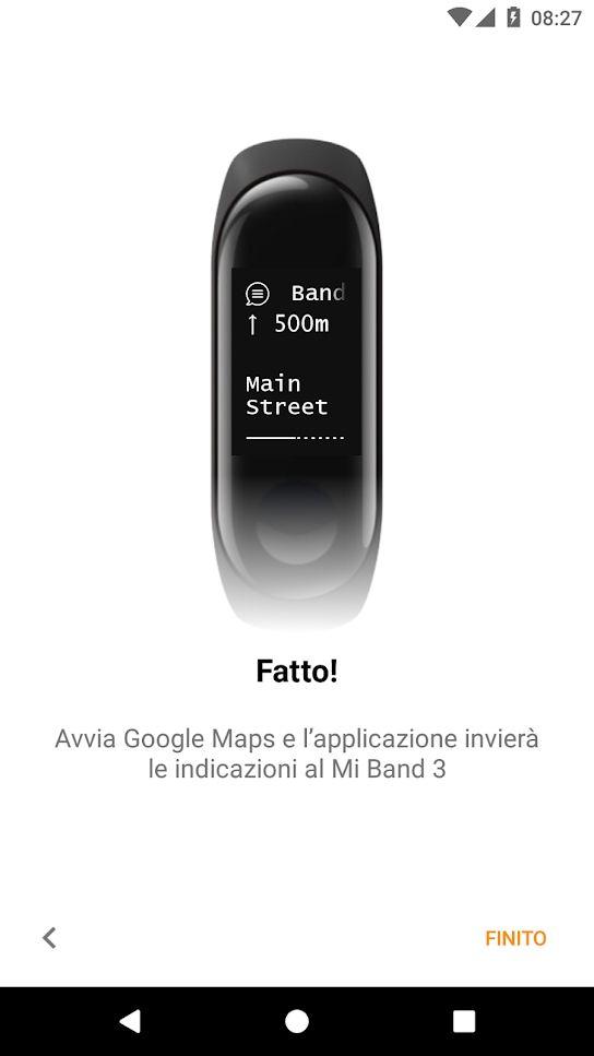 Mi Band Maps: receba orientações do Google Maps na Xiaomi Mi