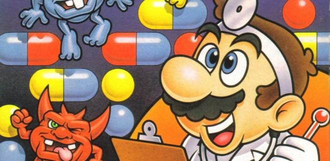 Mais aventuras! Nintendo anuncia novo jogo para Dr  Mario