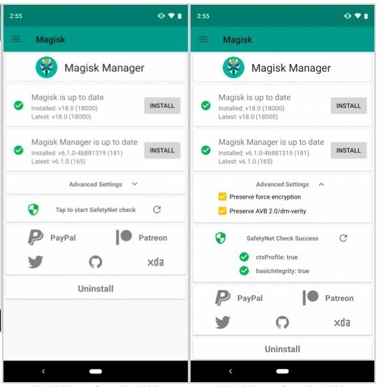Magisk ganha nova versão estável e Manager incorpora