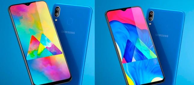 Samsung Galaxy M10 E M20 São Disponibilizados Para Compra