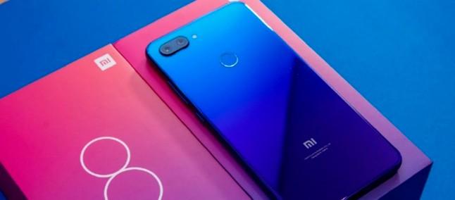 a11ad970a Vem torta! Xiaomi Mi 8 Lite começa a receber o Global Beta do ...