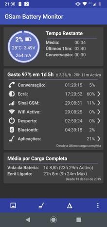 80bf1abfc6e Autonomia do Moto G7 Power
