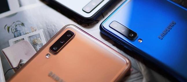 Samsung Galaxy A90 Wallpapers: Samsung Se Prepara Para Lançar Galaxy A70, A90 E Modelo
