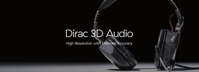 MWC19: Dirac apresenta novas tecnologias de som 3D, aprimoramento de