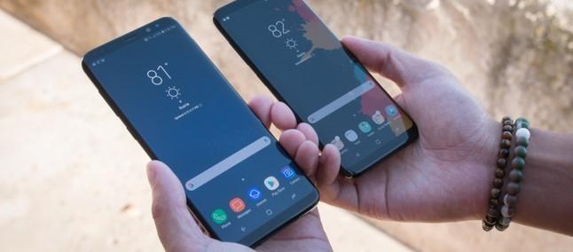 Finalmente! Família Galaxy S8 recebe Android Pie e One UI no