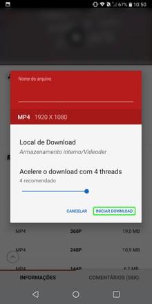 TudoCelular Ensina: como baixar vídeos do YouTube no Android