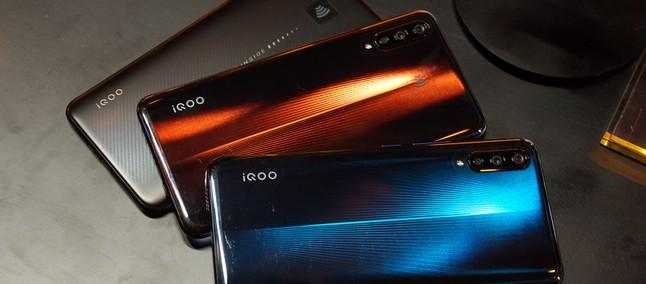 vivo iQOO Wallpapers: Vivo IQOO Ganha Nova Variante Com 12 GB De RAM E 128 GB De