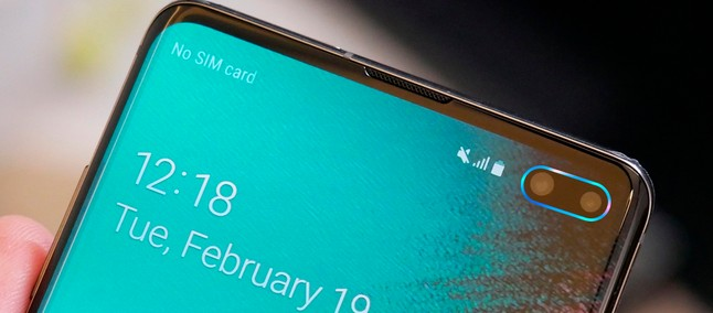 Samsung Galaxy S10 ganha app que mostra notificações em LED