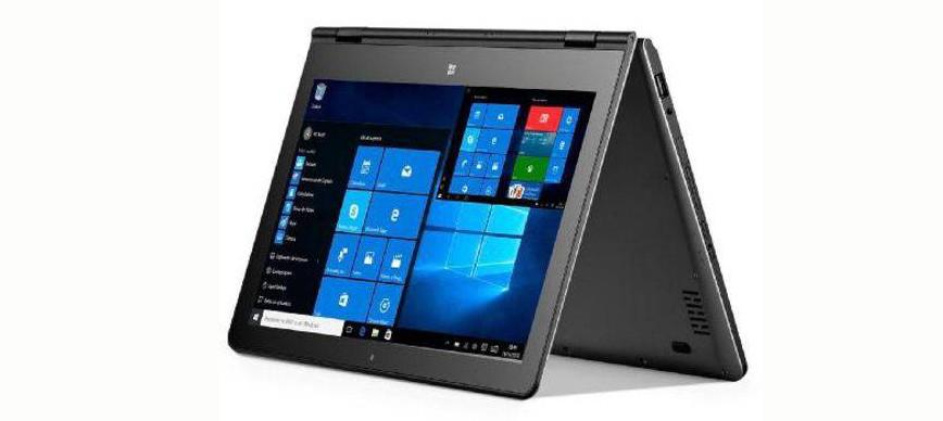 95b856285 Esse da Multilaser será um atrativo para quem busca uma mistura de notebook  com tablet. Ele tem tela de 11,6 polegadas e design fino que o ...
