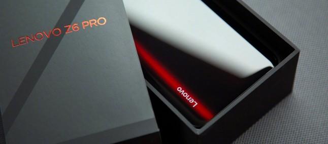 eae29b809 Lenovo Z6 Pro  executivo confirma 512 GB de memória