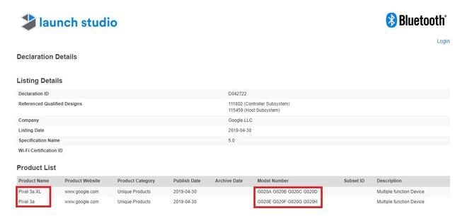Google Pixel 3a e 3a XL têm mais detalhes, imagens, preços e