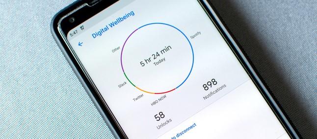 Bem-Estar Digital agora oferece controle instantâneo de