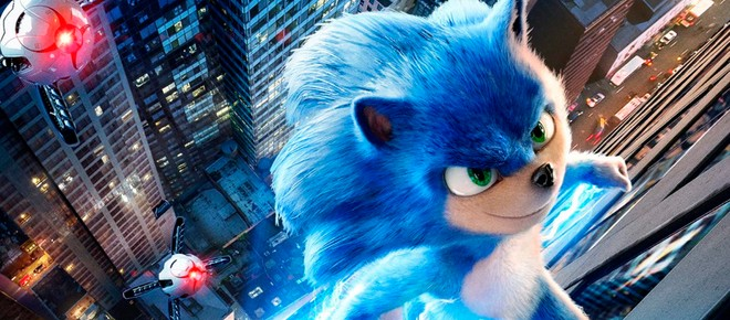 Sonic: depois das críticas, filme é adiado para melhorar o visual do personagem