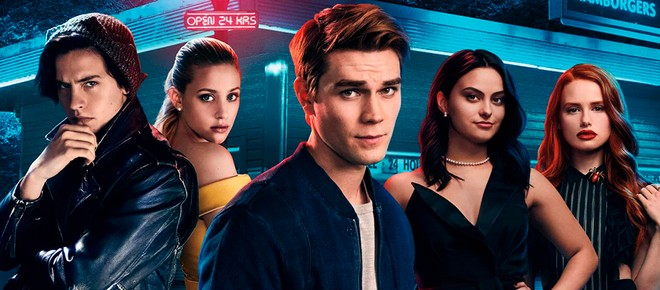 Riverdale no topo! Netflix Reino Unido divulga lista dos títulos mais vistos da semana