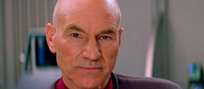 Trailer 'Star Trek: Picard' ganha versão com narração feita para comercial de Viagra