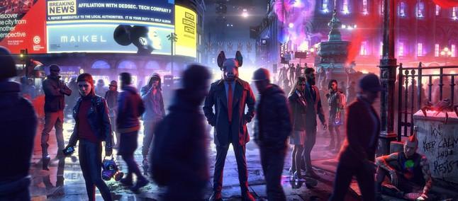 E3 2019: 'Watch Dogs: Legion' te permite jogar como qualquer