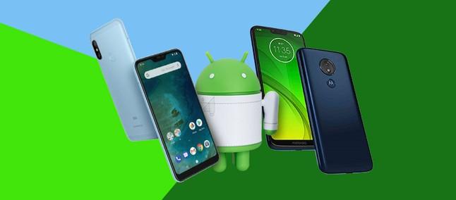 cf924be1028 Melhores smartphones com Android
