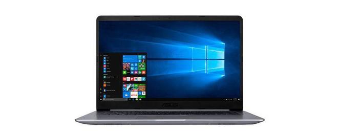0f577b77e O VivoBook tem design mais caprichado entre os notebooks básicos. Chamada  de NanoEdge, a tecnologia da Asus permitiu reduzir as bordas laterais para  ...