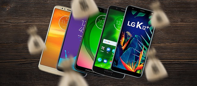 6d3d11f9c9c Melhores smartphones baratos: abaixo de R$ 800 | Julho 2019 ...