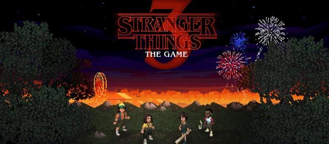 Jogo de Stranger Things 3 chega ao Xbox One, PC, Android e
