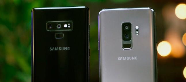 Deu bug! Modo noturno liberado para o Galaxy S9 e Note 9