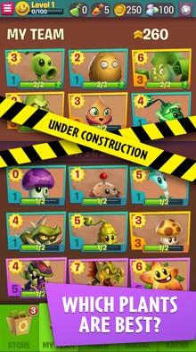 Plants vs Zombies 3 Apk Mod moedas infinita