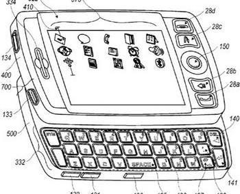 Rumor: novo BlackBerry touchscreen com teclado físico