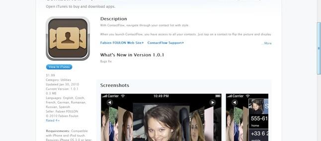 Apple libera preview de aplicativos no iTunes - Tudocelular com