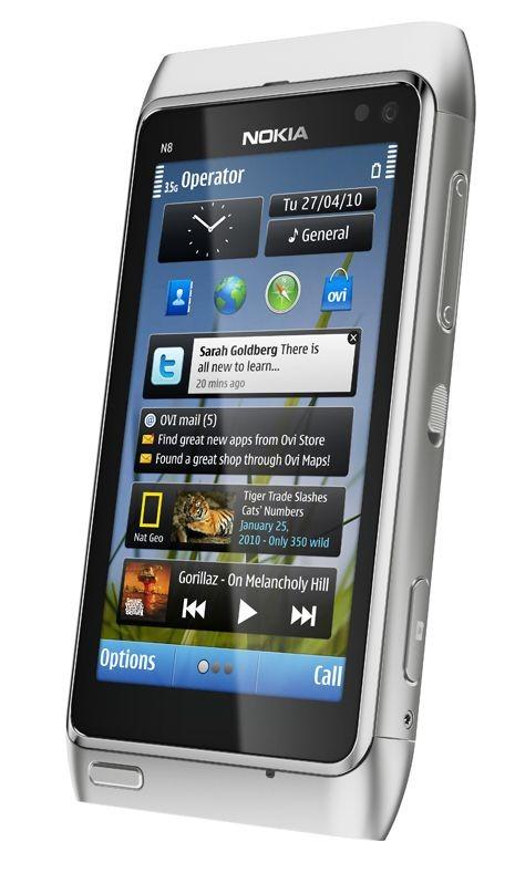 Nokia N8 Foto - Tudocelular com