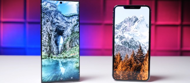Galaxy Note  10 Plus vs iPhone XS Max: Tops Clash in Speed Test 1