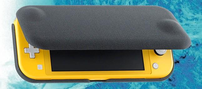 Flip cover: Nintendo Switch Lite ganha capa oficial para o mercado japonês